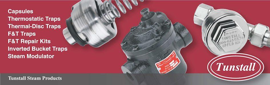 Tunstall Steam Traps, Repair Kits,