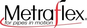 metraflex for pipes in motion